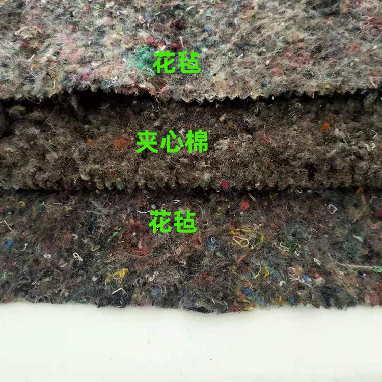 石家庄工程客户程总订购棉被3690平到货
