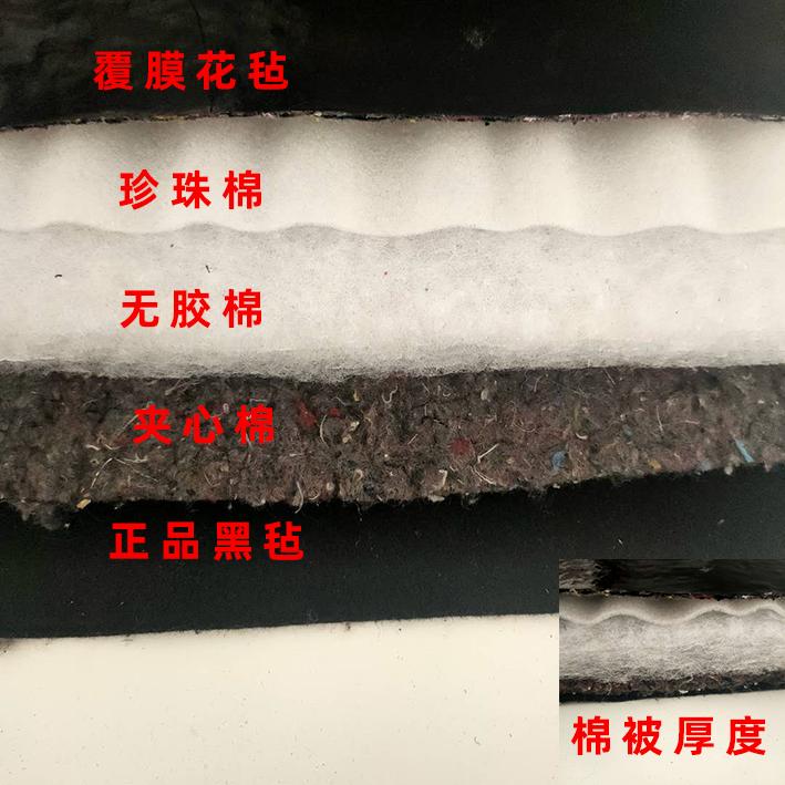 河北沧州工程客户季先生订购棉被20064平到货
